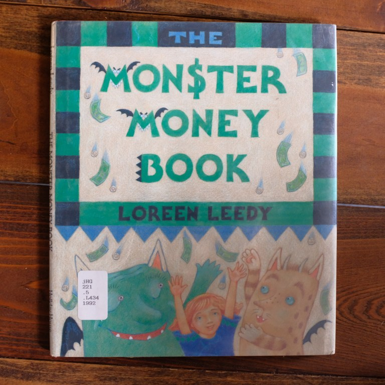 The Monster Money Book