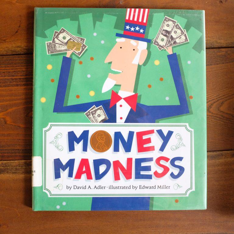 Money Madness by David Adler