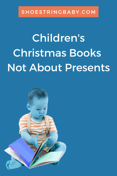 Kids Christmas Books not about presents
