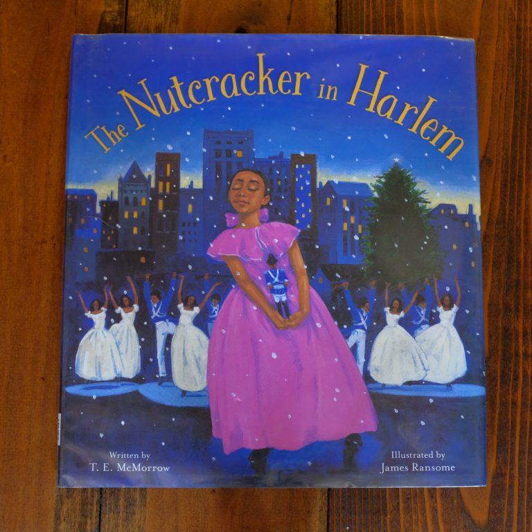 The Nutcracker in Harlem, children's Christmas book