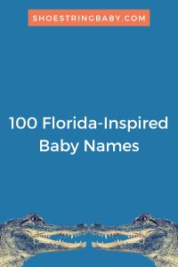 Florida Themed Baby Names