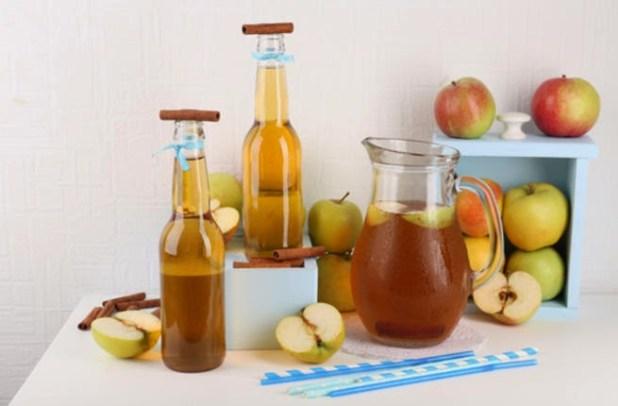 اقضي على الدهون المتراكمة في جسمك مع خل التفاح