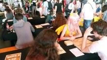 Quand un petit poney apprend à jouer au shogi, ça donne ça.