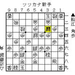 【戦法】ツツカナ新手(角換わり腰掛け銀)(船江恒平vs近藤誠也戦)