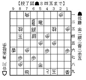 佐藤谷川第6局9
