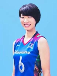 石井優希 選手