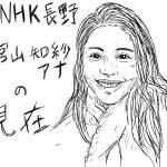 元NHK長野・小宮山知紗アナウンサーの現在