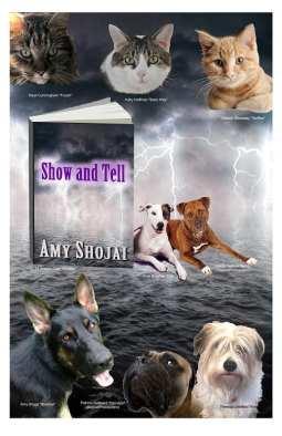 SHOW-TELL PET POSTER-lorez