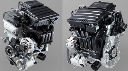 Jellemző előnyei MPI motor