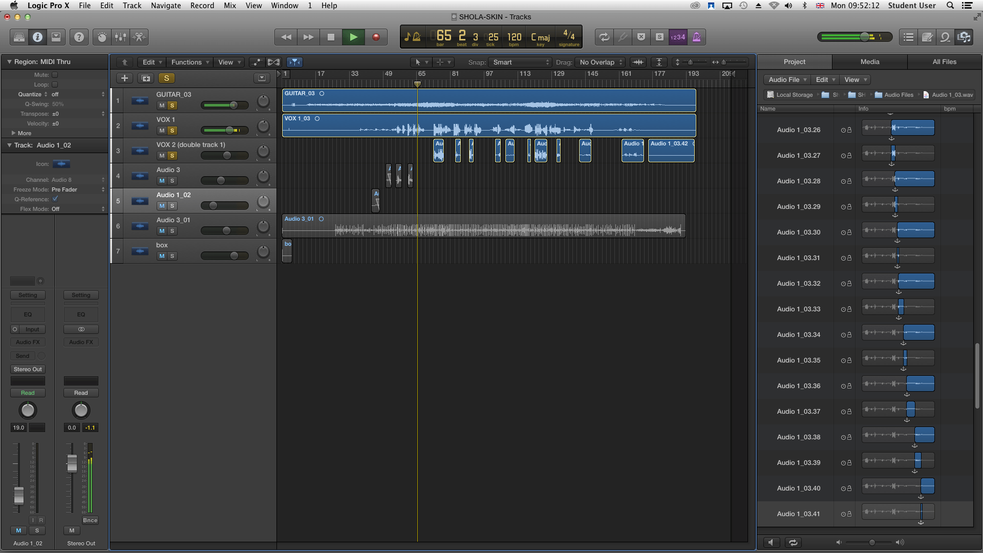 Mixing Research Mixing My Track Level 3 Music Production