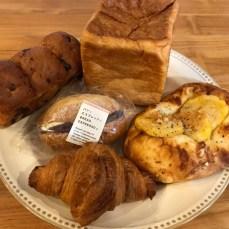 「パンとエスプレッソと」@湘南T-SITE(藤沢)のパン