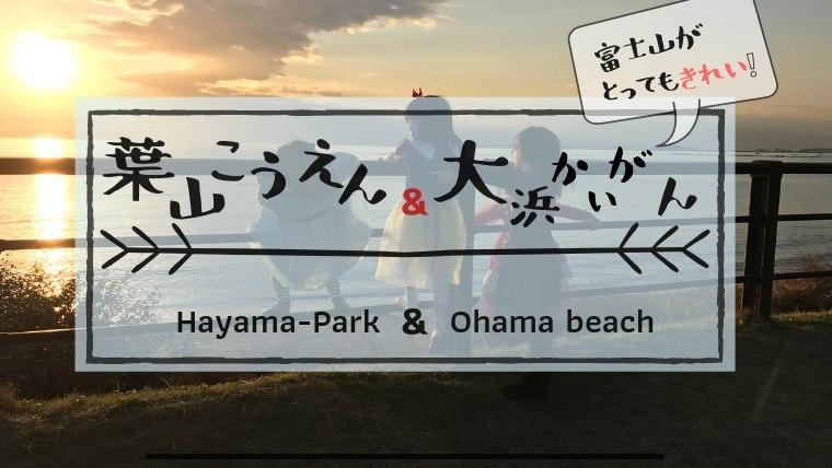 葉山公園・大浜海岸ガイド