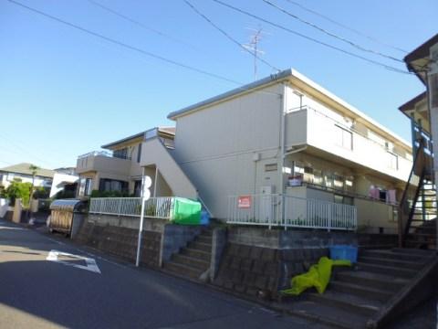 サンクレーン|藤沢市弥勒寺3丁目の賃貸アパート
