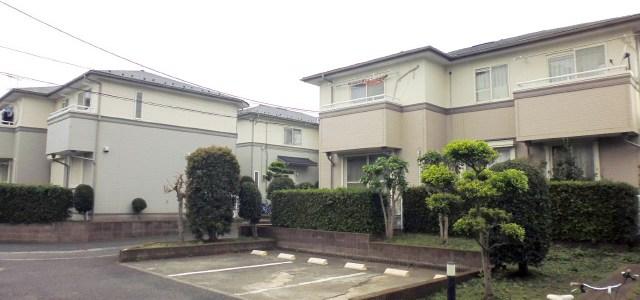 サンヒルズ藤沢|藤沢市大鋸3丁目の賃貸テラスハウス