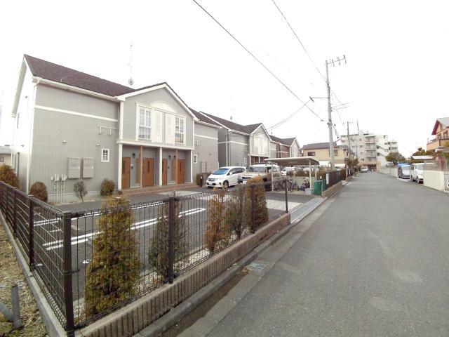 シャトーレ湘南|藤沢市柄沢の賃貸アパート