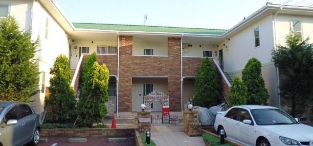 EIKOH CRECENT |藤沢市弥勒寺3丁目の賃貸アパート