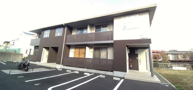 プラード |藤沢市柄沢2丁目の賃貸アパート
