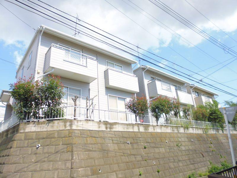 ヒルサイド湘南|藤沢市大鋸の賃貸テラスハウス
