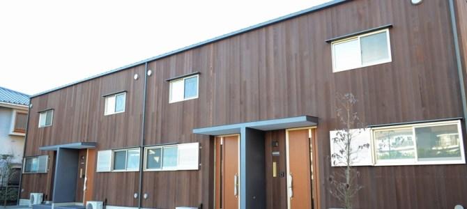 ハナミズキJ棟|藤沢市弥勒寺3丁目の賃貸テラスハウス