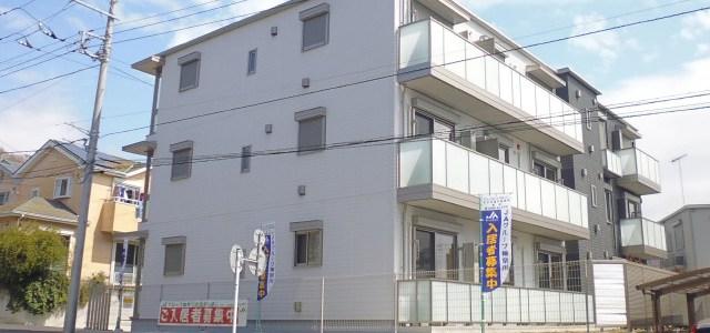 プレリュードB|藤沢市渡内の賃貸マンション