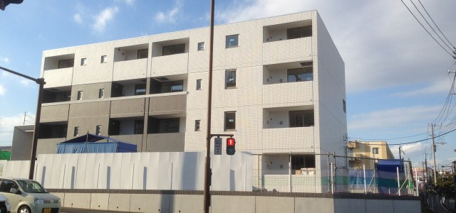 アングロフェリーチェ|藤沢市柄沢1丁目の賃貸マンション