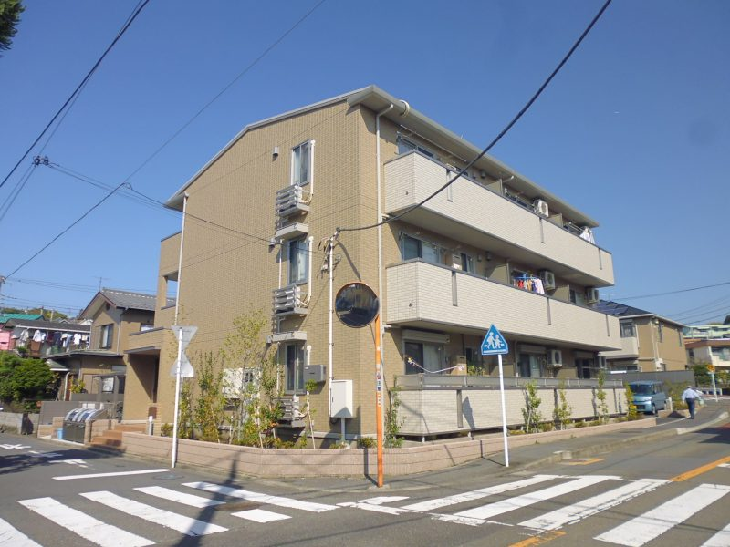 パークヒルズ|藤沢市村岡東2丁目の賃貸マンション