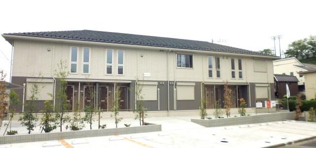 グランドソレーユ|藤沢市弥勒寺4丁目の賃貸アパート