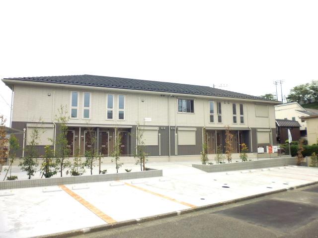 グランドソレーユ 藤沢市弥勒寺4丁目の賃貸アパート