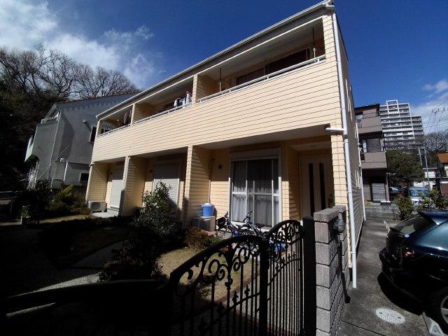ライジンググレンテラス|藤沢市大鋸1丁目の賃貸テラスハウス