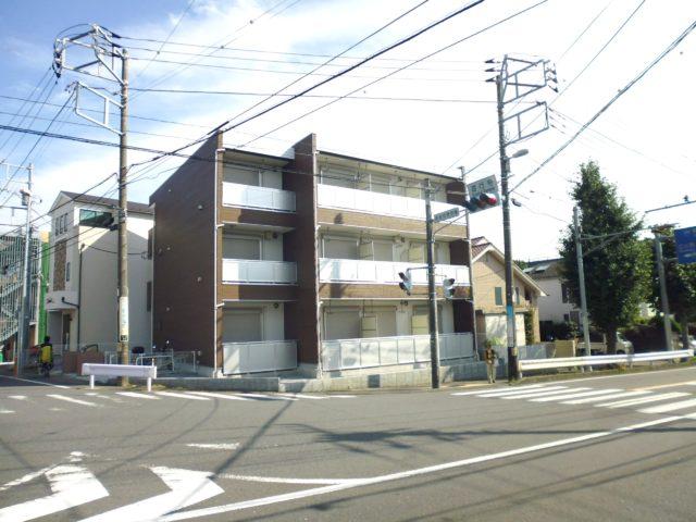 リブリ・オブリガーダ|藤沢市大鋸2丁目の賃貸アパート