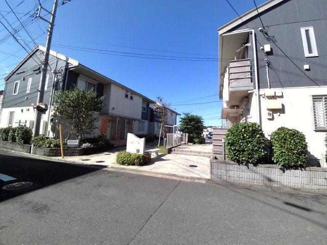 エクセルパーク|藤沢市柄沢の賃貸アパート