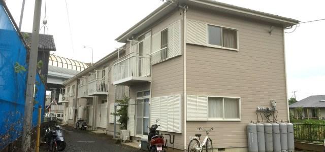 オザワビレッジ|茅ヶ崎赤羽根の賃貸アパート