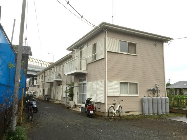 オザワビレッジ|茅ヶ崎市赤羽根の賃貸アパート