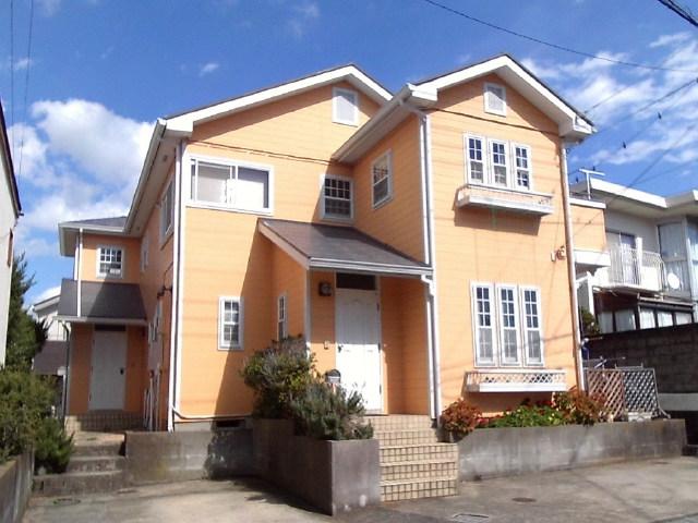 渡内テラスハウス|藤沢市渡内の賃貸テラスハウス