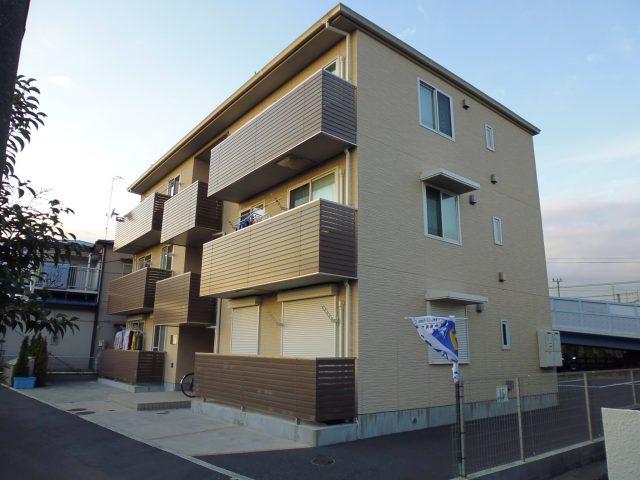 メゾンみやだ|藤沢市宮前の賃貸アパート