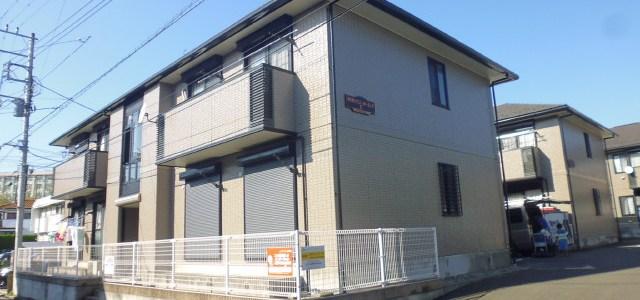 湘南サニーホームズ 藤沢市村岡東2丁目の賃貸アパート