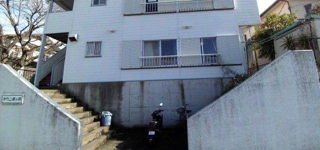 タウン藤が岡|藤沢市藤が岡2丁目の賃貸アパート