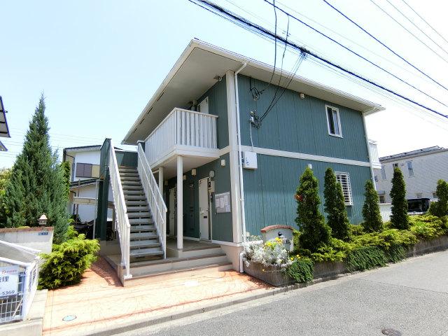 エクセルアベニュー|藤沢市弥勒寺3丁目の賃貸アパート
