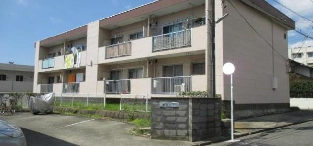 鶴巻ハイツ|藤沢市弥勒寺3丁目の賃貸マンション