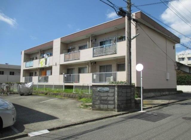 鶴巻ハイツ 藤沢市弥勒寺3丁目の賃貸マンション