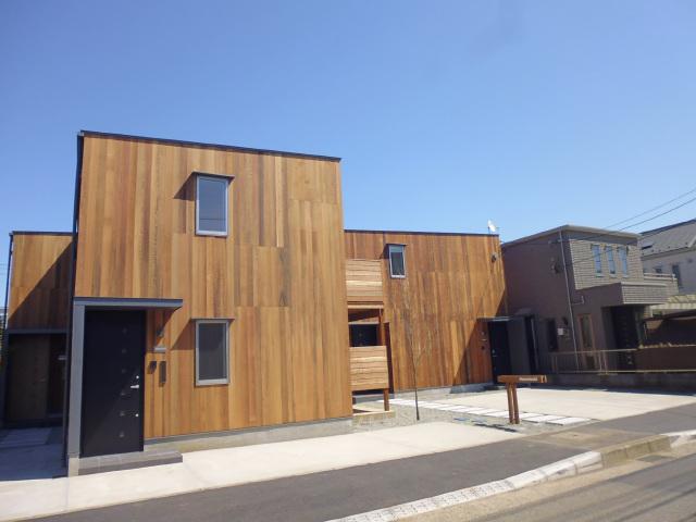ハナミズキD棟|藤沢市弥勒寺2丁目の賃貸テラスハウス