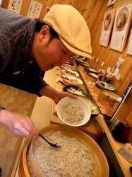 まんぷく屋十大@江ノ島:湘南しらす食べ放題40分980円!