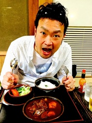 去来庵@北鎌倉:昭和初期の純和風古民家で30年以上変わらないビーフシチュー&洋食