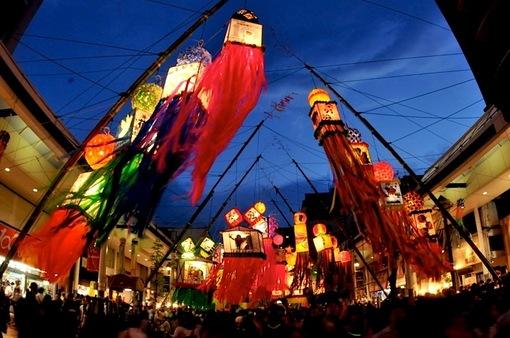 湘南・鎌倉の夏祭りピックアップ2014年|神輿・露店・盆踊りなど