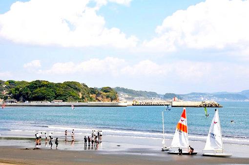 鎌倉市が腰越漁港・鎌倉海浜公園・笛田公園などネーミングライツ募集