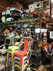 キヤアンティークス藤沢ウェアハウス店@石川のアンティーク家具