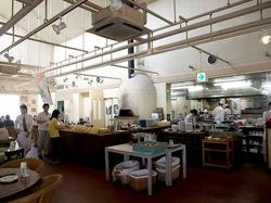 藤沢市大庭のイタリアンマカロニ市場@湘南ライフタウンのキッチン