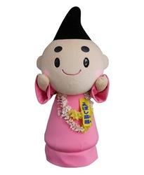 湘南・鎌倉エリアのゆるキャラ「えぼし麻呂」