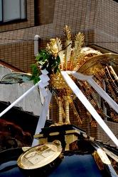 どっこいどっこい小動神社の湘南神輿