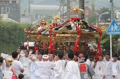 湘南・鎌倉の神輿や盆踊りなど夏祭りピックアップ2014年鎌倉祇園大町まつり